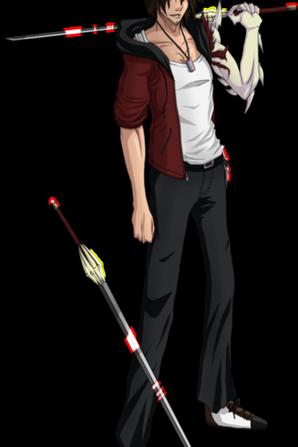 Présentation de Chiyou ( personnage principale )