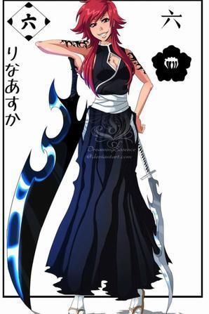 Présentation de Natsuki (Personnage principale )