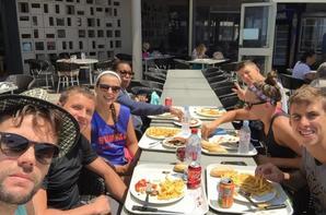 Ryan Lochte : Visite à Marseille !
