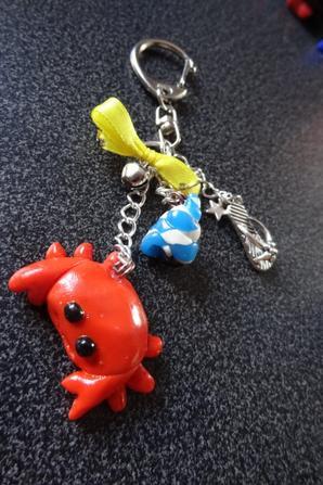 Les porte-clés