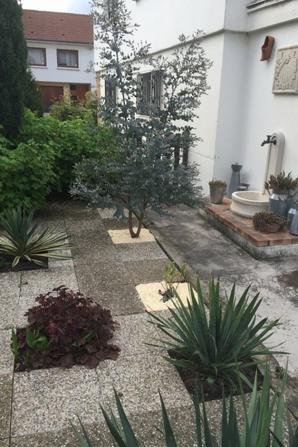 Au jardin !
