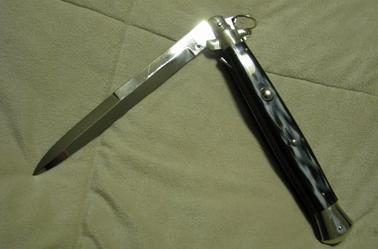 Steampunk Steampunk Switchblade knives