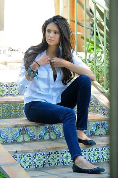 Nina Dobrev ~Teen Vogue Photoshoot April 2011