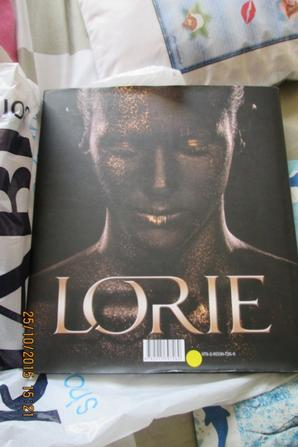 livre collector Lorie