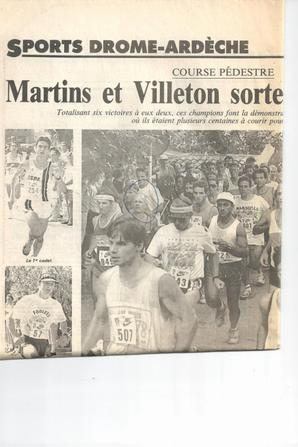 Buis les Baronnies/ MARTINS ET VILLETON