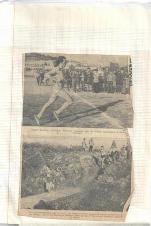 Cross de Nimes & de Calvison dans le Gard