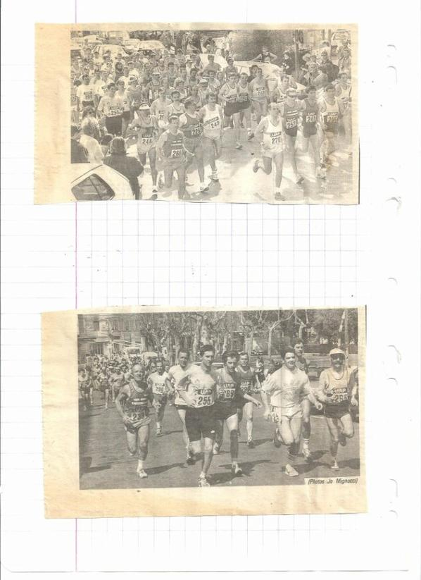 25 Km d'Ajaccio 1991