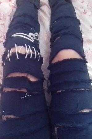 Mon new jean :3