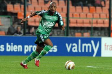 Maillot GELSON FERNANDES Porté Coupe de la Ligue.