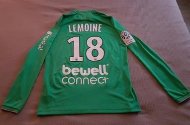 Maillot LEMOINE Porté.