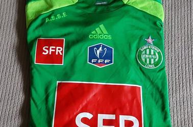 Maillot Domicile Coupe de France.