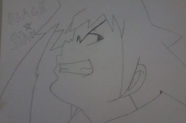 Voici mes nv dessins =D le tout dérnier et mon dernier dessin que j'ai fait j'espère que sa vous plairas =D