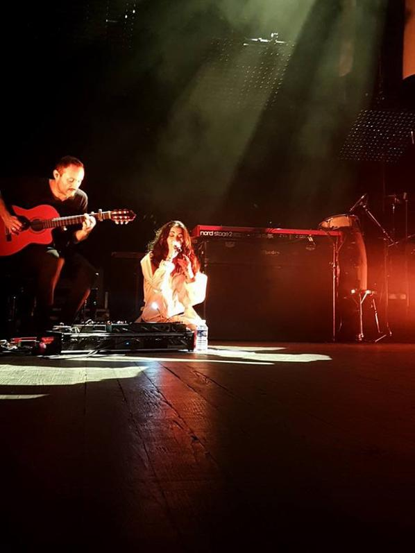 jenifer en concert