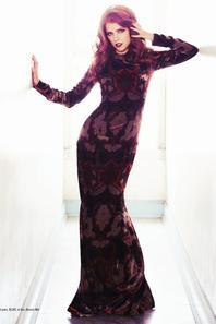 nouveau photoshoot de anna kendrick  pour Angeleno !