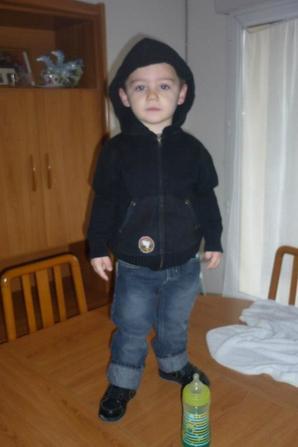 mon petit-fils