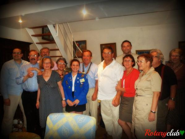 Mon Rotary Club ! ♥