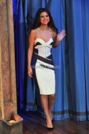 Le 19/03, Selena Gomez a Jimmy Fallon!