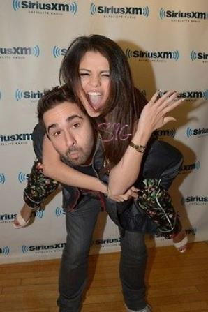 Selena Gomez a SiriusXM