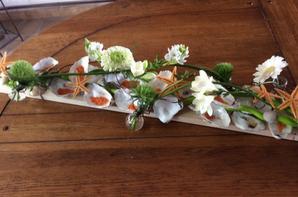Coquilles d huîtres