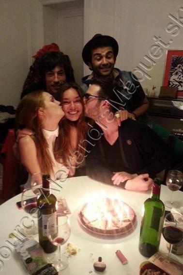 Aujourd'hui, le samedi 27 septembre 2014 Alex fête ses 26 ans <3