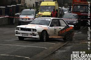 45ème Rallye de Hannut