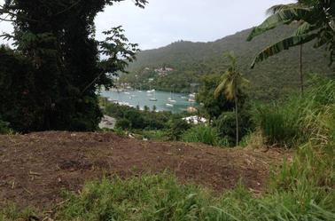 Balade à Sainte-Lucie