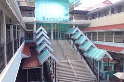 Moment au centre commercial Baywalk Shopping Mall