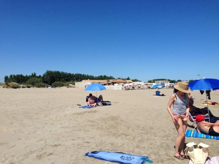 Vacances au Cap d'Agde (partie 1/4)