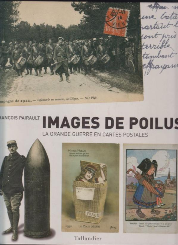 Hommage aux Poilus à travers les cartes postales