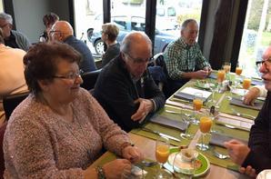 Gomery - 26.11.2017 - Repas au restaurant: Le Relais des 4 Chemins...1