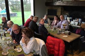 Gomery - 26.11.2017 - Repas au restaurant: Le Relais des 4 Chemins...3