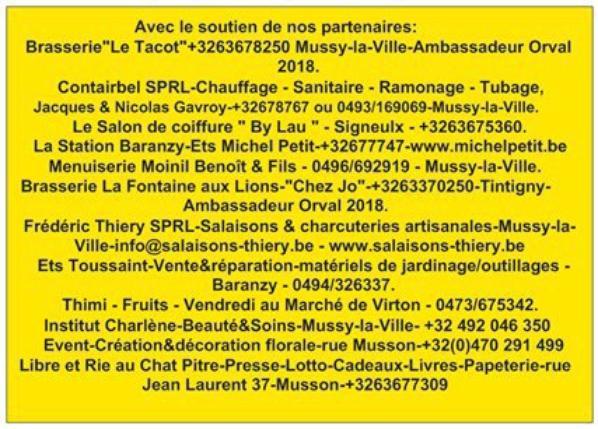 35e Randonnée des Cabus du 01.09.2018...