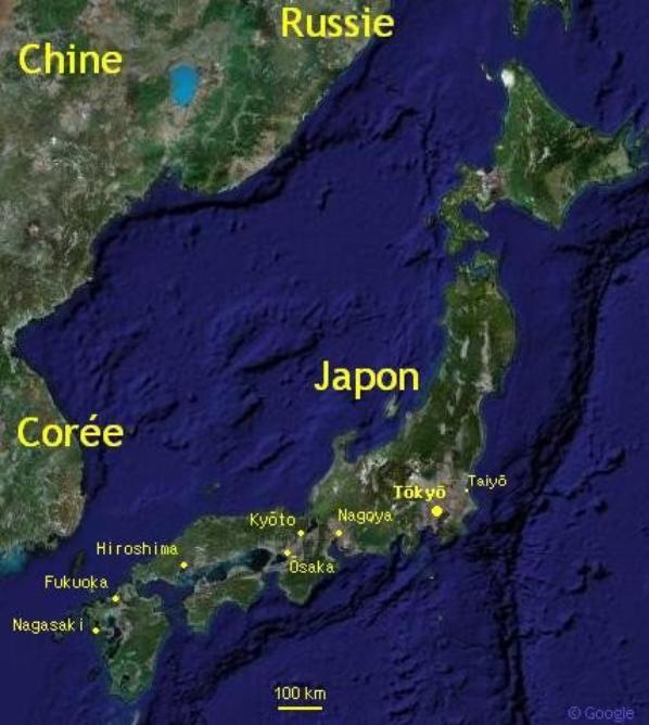 Le Japon!!!