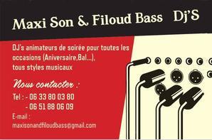 MAXI SON & FILOUD BASS