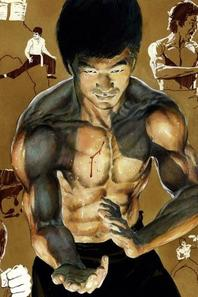 De Retour En Mode Bruce Lee