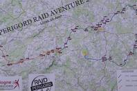 Raid Aventure Périgord! Bravo aux 2 équipes de la MDJ!!!!! (part 2/3)