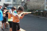 Raid Aventure Périgord! Bravo aux 2 équipes de la MDJ!!!!! (part 1/3)