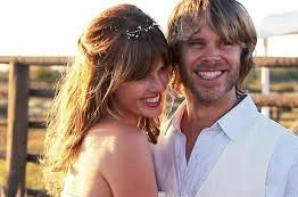 Le mariage d'Eric Christian Olsen ♥