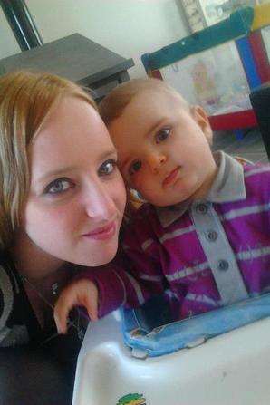 MOi et mon bebe d'amour