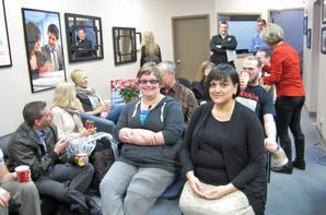 Opportunity Knocks 2014 Career Fair Media Gathering in Lethbridge, Alberta