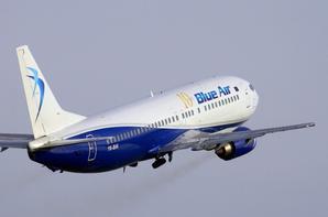 BLUE AIR  BOEING 737-400  YR-BAJ - YR-BAK - YR-BAU