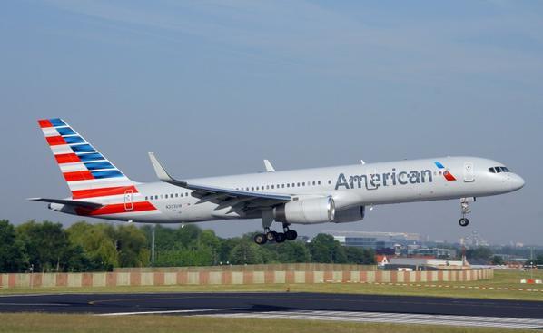 AA-AMERICAN  BOEING 757-200  N203UX - N200UU