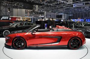 Audi R8 GTS - ABT