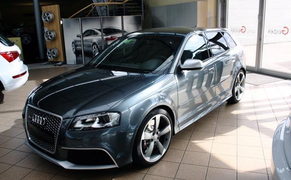 Audi RS3 SPORTBACK 2.5 TFSI 340 CH