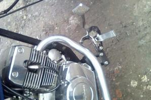 Avancement de ma moto