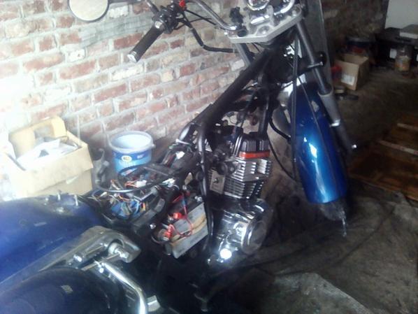 Révision moto