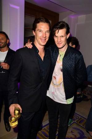 Benedict photo After défilé