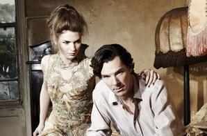 Benedict Photoshoot The Observer Sept. 2011