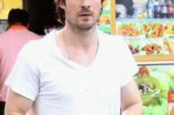Ian Somerhalder à New York (17/05/2013)