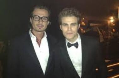 Paul Wesley à Cannes !